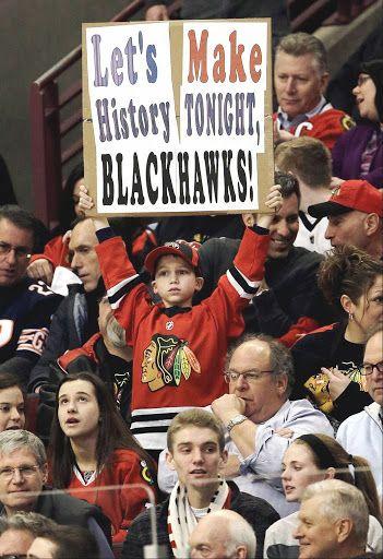 I love My Blackhawks!!!!