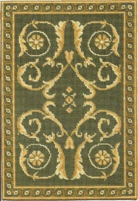 Corinthian Carpet by Peppermint Designs
