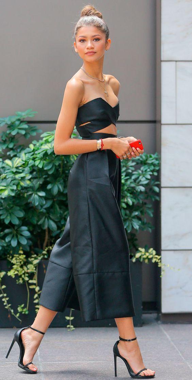 Zendaya Black on Black