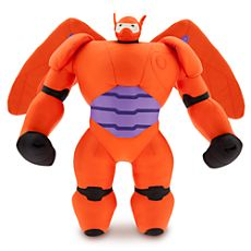 Baymax Mech Plush - Big Hero 6 - Medium - 15 1/2''