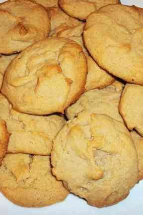 EASY PEANUTS BUTTER COOKIE 簡単☆アメリカのピーナッツバタークッキー