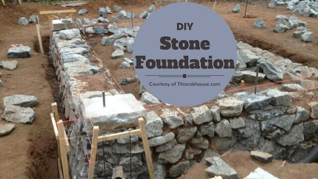 102 best images about home foundation on pinterest stone for Alternative home building methods