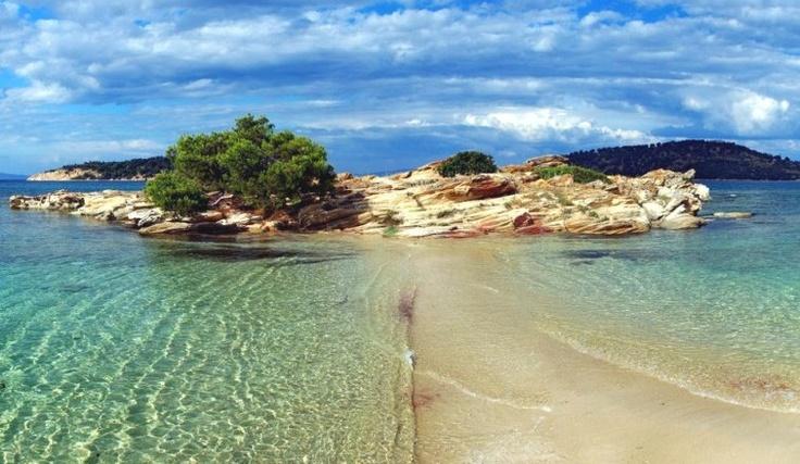 Lagonisi - Chalkidiki, Greece