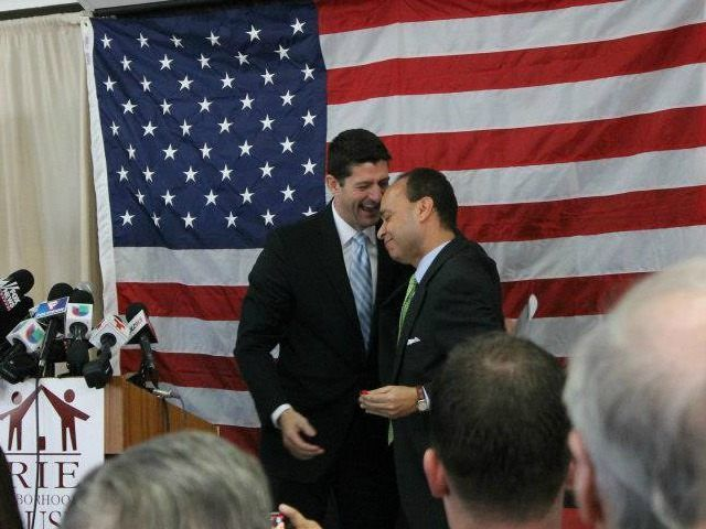Paul Ryan's Open Borders Push With Luis Gutierrez Exposed in 2013 Video