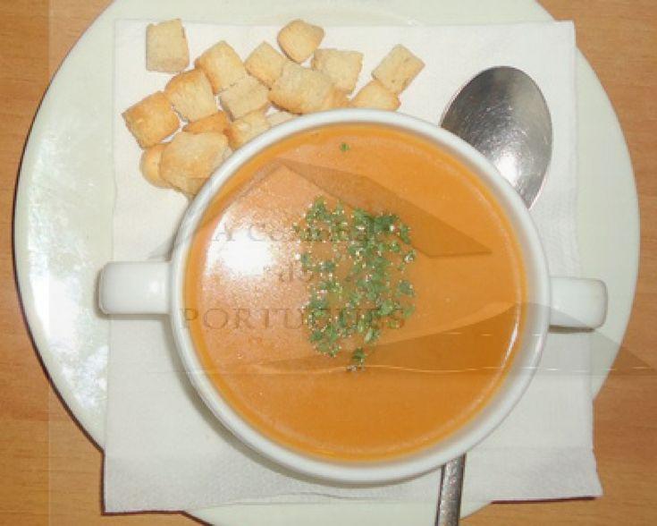 Creme de Marisco - A Cozinha do Português! #sopa #marisco #acozinhadoportugues #cozinhaportuguesa #cozinhatradicional #sopas