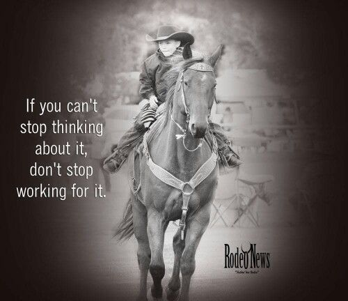 Barrel racing this is me
