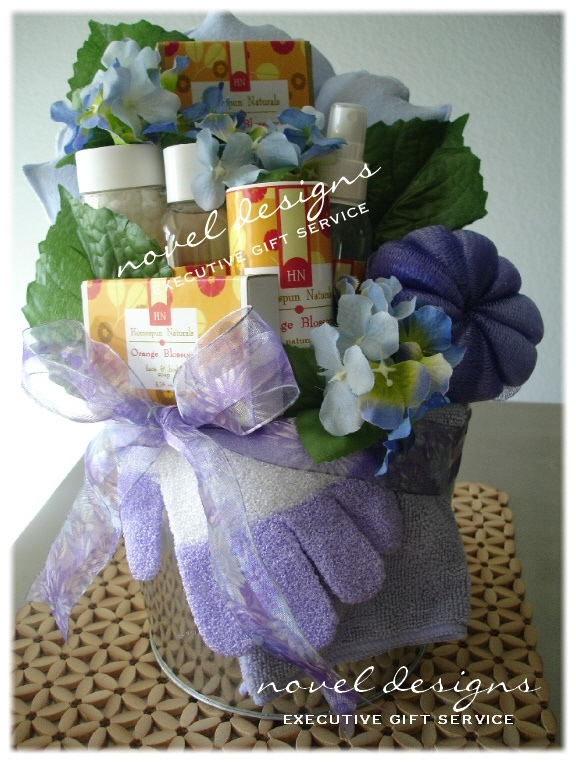 ... Gift Baskets on Pinterest Wedding gift baskets, Spa gifts and After
