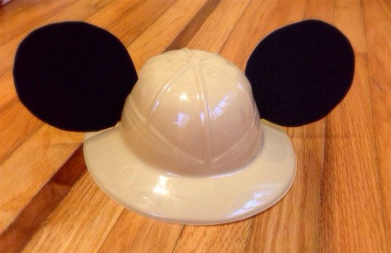 Mickey Mouse Safari Children Hat 12 Favors