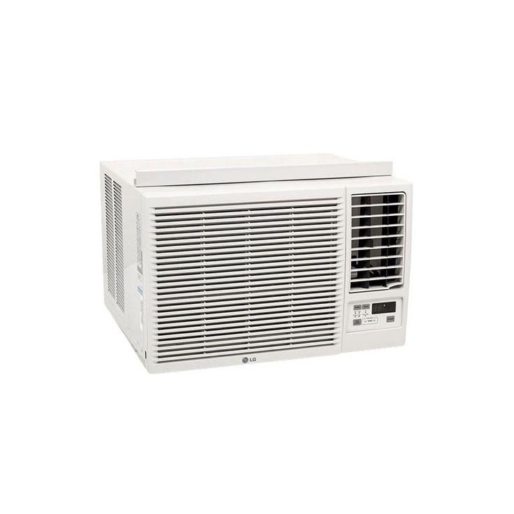 Lg 12000 btu heatcool window air conditioner 550 sq ft