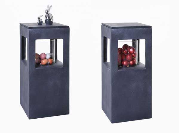 39 best wohnen mit beton images on pinterest. Black Bedroom Furniture Sets. Home Design Ideas