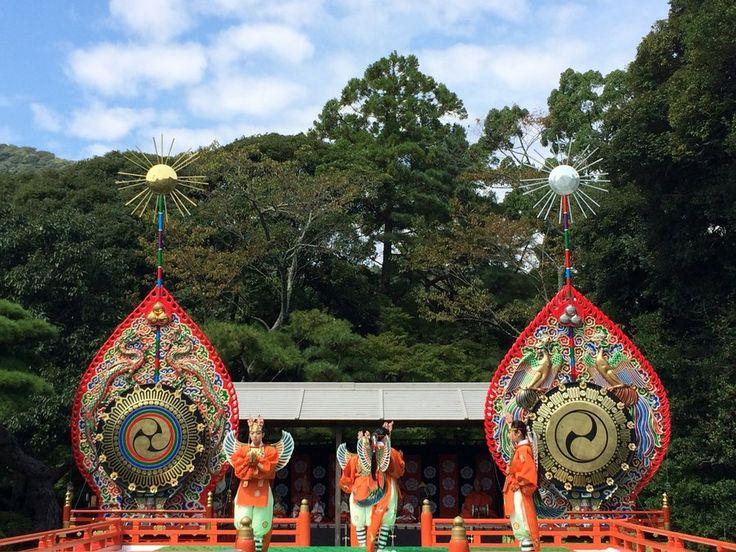 雅楽  in Japan Ise Jingu