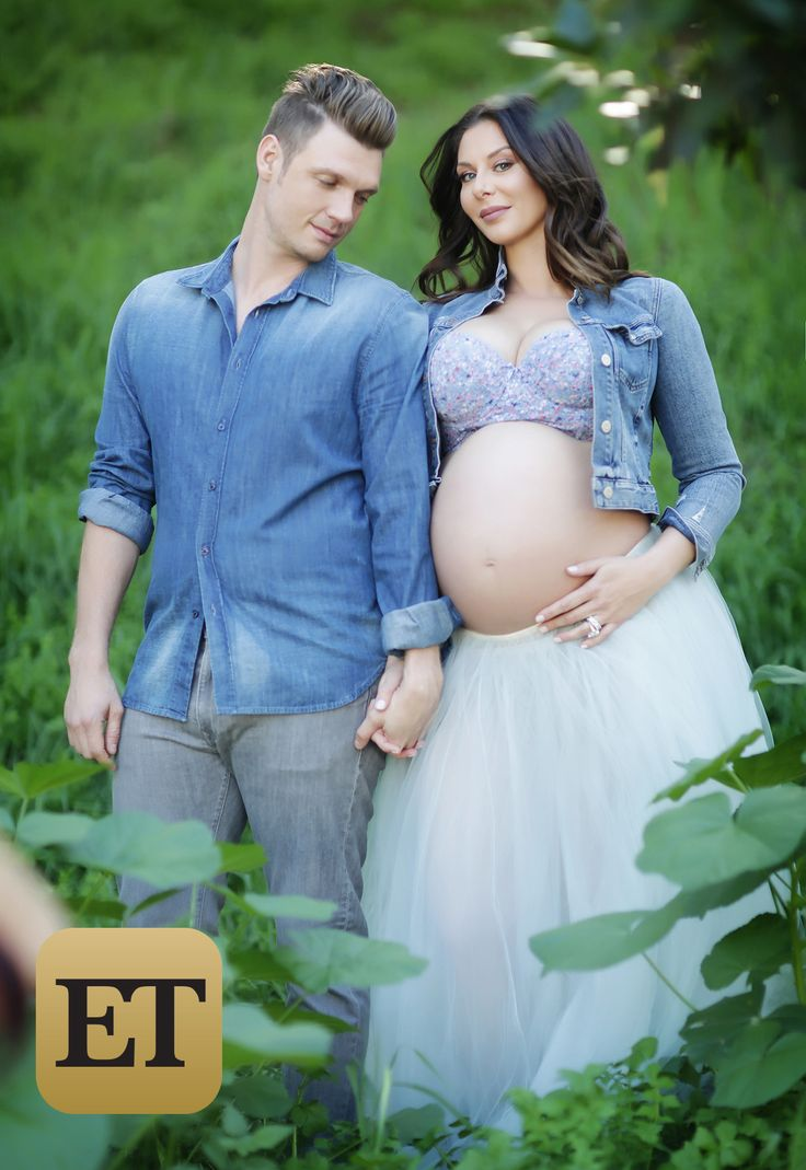 EXCLUSIVE: Nick Carter and Wife Lauren Reveal Pregnancy Complications, Cravings and Stunning Maternity Pics!