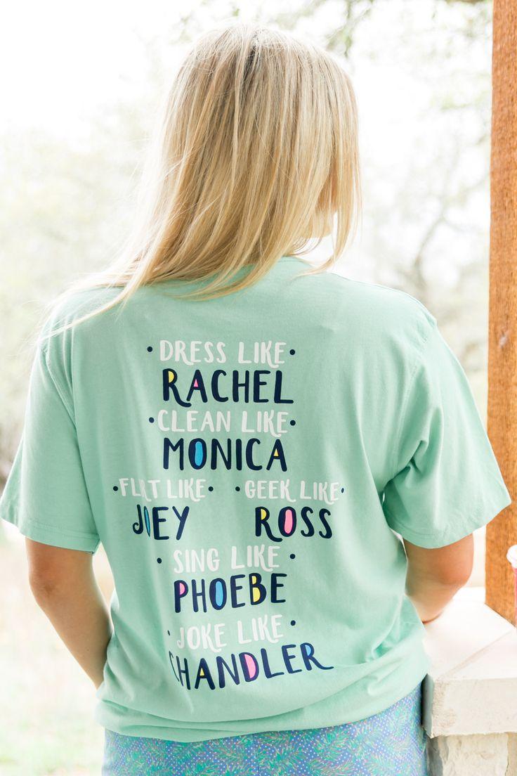 Couple shirt design quotes - Friends T Shirt