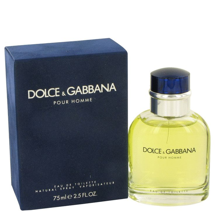 2.5 oz Eau De Toilette Spray $43  Dolce & Gabbana Cologne by Dolce & Gabbana, Launched by the design house of dolce & gabbana in 1994, dolce & gabbana is classified as a refined, spicy, lavender, amber fragrance . This masculine scent possesses a blend of lemon, orange, lavender, sage, cedar and to...