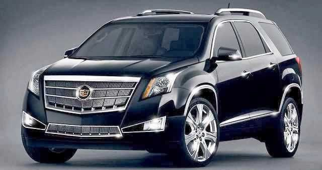 2017 Cadillac SRX - Review, Interior, Price - http://www.autos-arena.com/2017-cadillac-srx-review-interior-price/