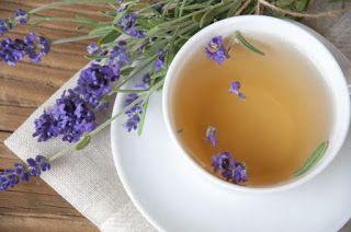 METAMORPHOSIS : chá de Alfazema(Beneficios)/Té de Lavanda/Lavender...