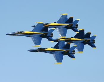 blue angels in Abbotsford