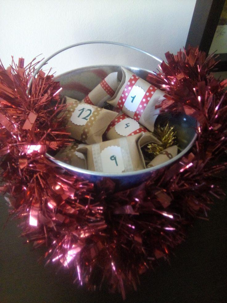 La tropa completa: Empieza la cuenta atrás para la Navidad: Nuestro calendario de adviento.