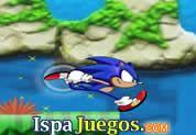 Sonic Runner: Juego de sonic, ayudarlo en esta nueva aventura donde tienes que correr sin parar y ayudarlo a saltar para conseguir los anillos y sin caer http://www.ispajuegos.com/jugar4269-Sonic-Runner.html