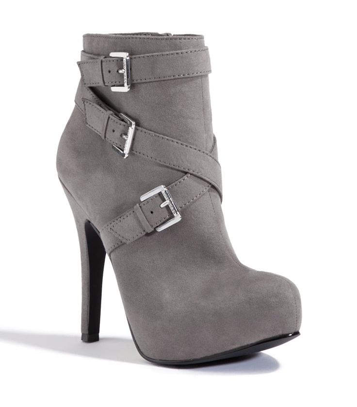 Guess Irris Ankle Boots Color: Black