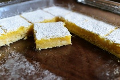 I love lemon bars, but they often fall by the wayside and get forgotten for months at a time in our house. We're much more of a chocolate chip cookie/chocolate pie/chocolate sheet cake/chocol…