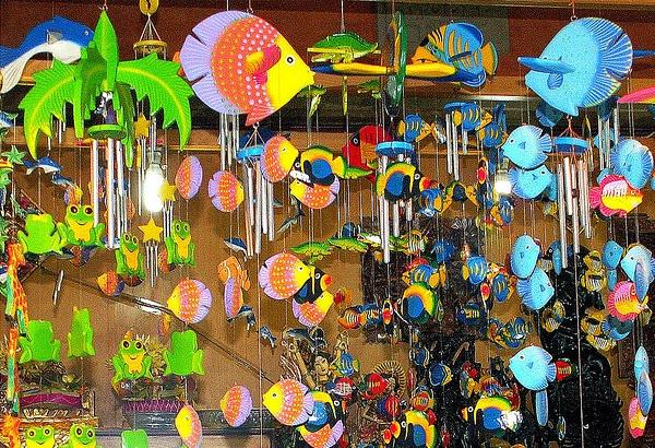 funny souvenir - Bali