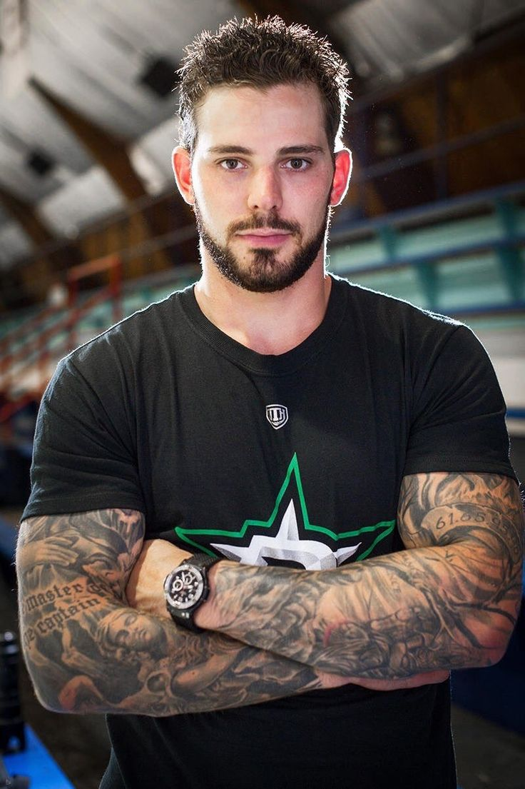 I clearly have a type ... and he is 100% my type - Tyler Seguin