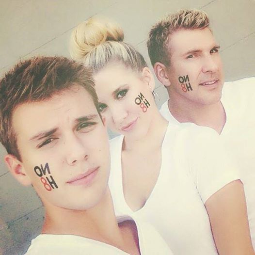 NO H8 Campaign - Chase Chrisley, Savannah Chrisley & Todd Chrisley of Chrisley Knows Best on USA show their support for #equality at NOH8 HQ! - See more: https://www.facebook.com/noh8campaign?ref=stream