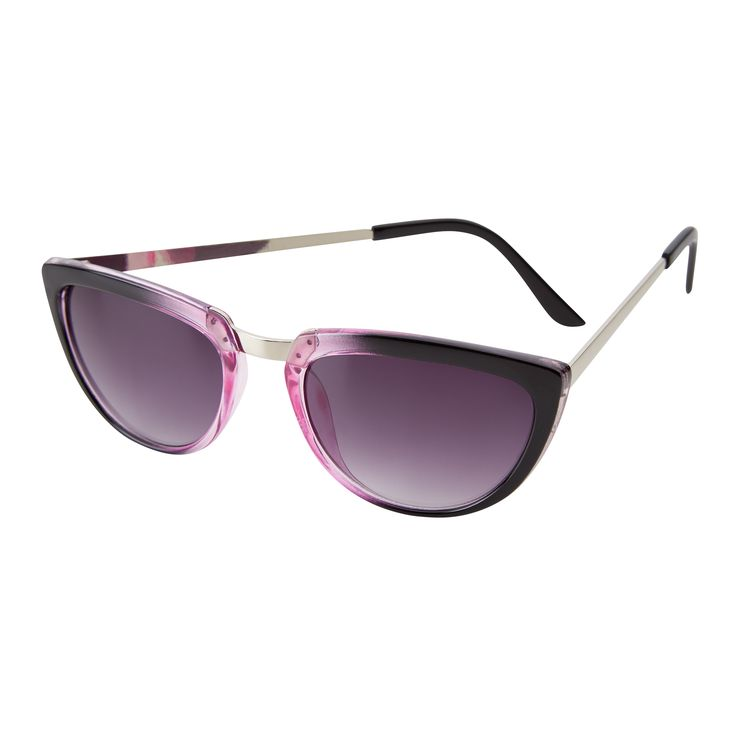 1950's Sunglasses   Channel classic Hollywood glamour with these stunning ombre effect sunglasses.