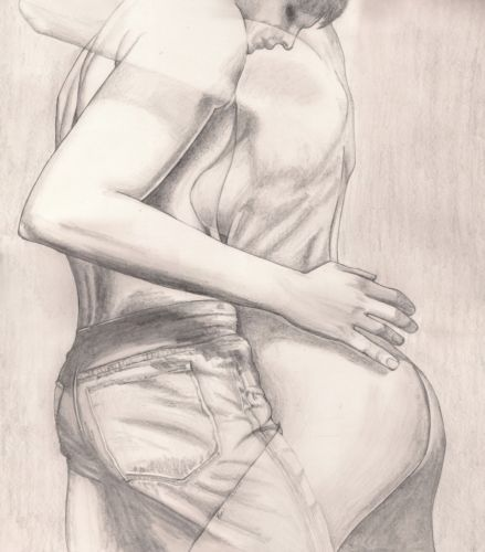 sexy couple xxx drawings