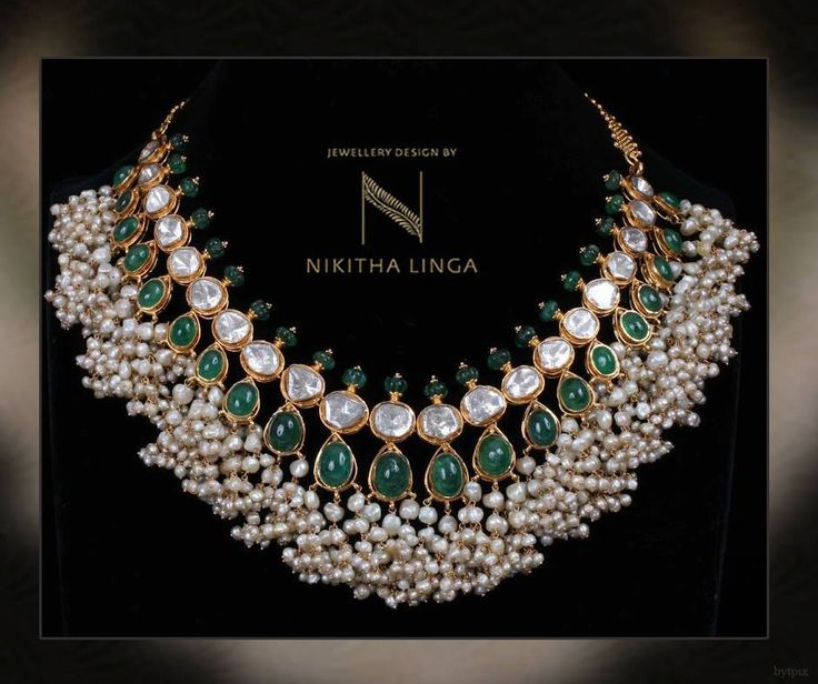 Diamond  jewellery is held in such high regard because it combines beauty and brilliance with intent and meaning. FestivalSeason  Collection  Diamond  Gold  NikithaLinga  03 October 2016