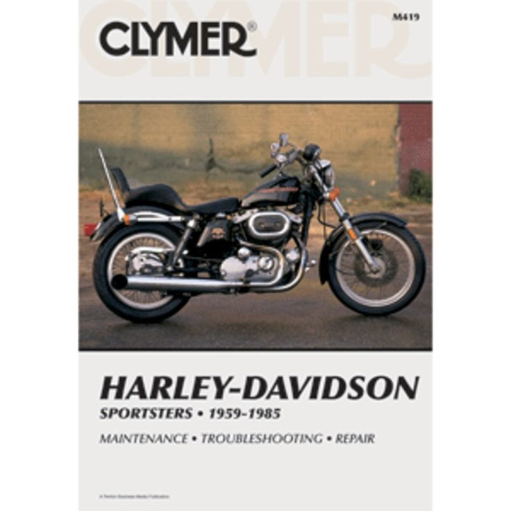 16 best harley davidson service manuals images on pinterest manual rh pinterest co uk Harley-Davidson Sportster 1200 Manual Harley Davidson Sportster Oil Cap