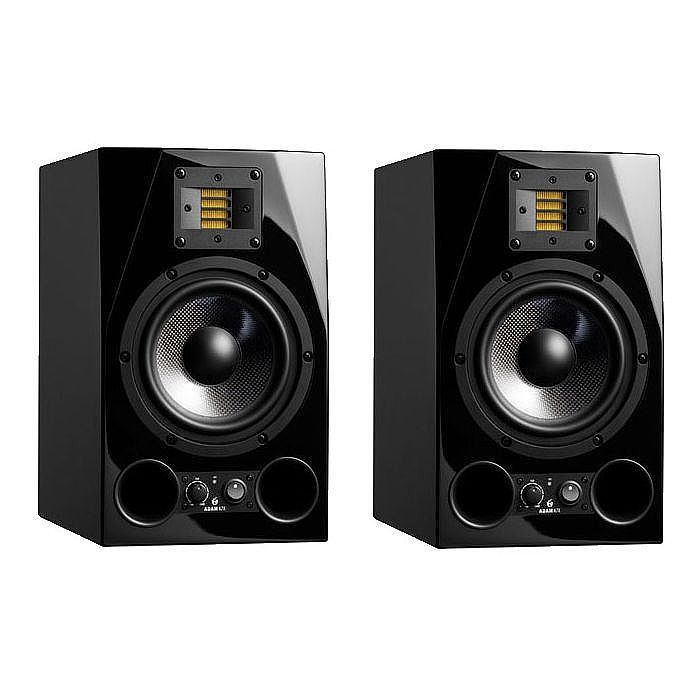 Buy Adam A7X Active Studio Monitors (pair, piano black finish) at Juno Records. In stock now for same day shipping. Adam A7X Active Studio Monitors