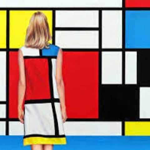 Talk Fashion: Fashion loves Mondrian