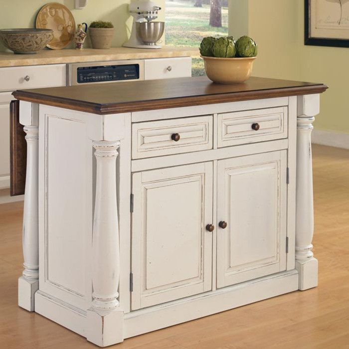 reviews for monarch kitchen island wayfair white kitchen island antique white kitchen on kitchen island id=27475