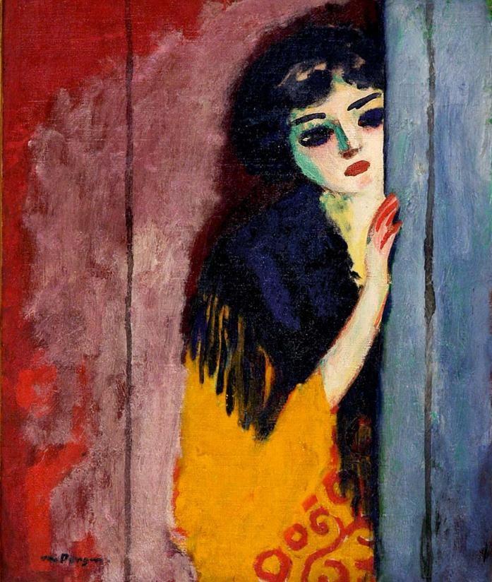 Gitana. Kees Van Dongen. 1911