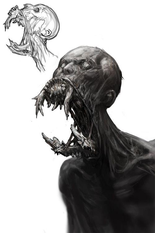 Dead Space Suits Concept Art wallpaper.