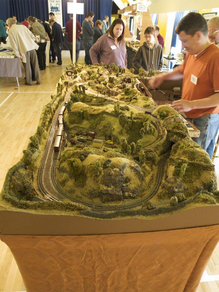 Dick Wyatt's Dovey Valley Railway | by invercloy