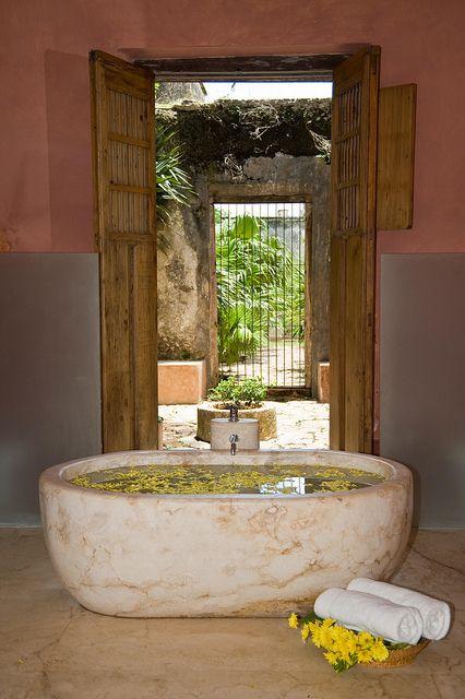 Hacienda Tekik de Regil nuestra hacienda privada en Yucatán!