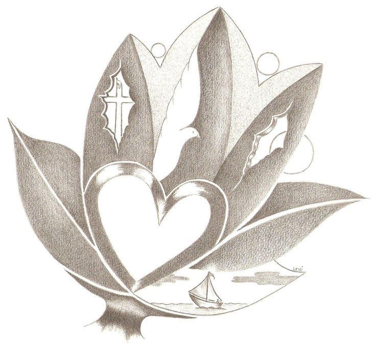Geloof Hoop En Liefde Tekeningen Pinterest Tattoo