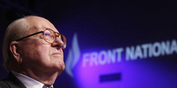 France. Jean-Marie Le Pen affirme que Serge Moati est 'la preuve vivante' qu'on 'ne fourrait pas tout le monde dans les chambres à gaz'