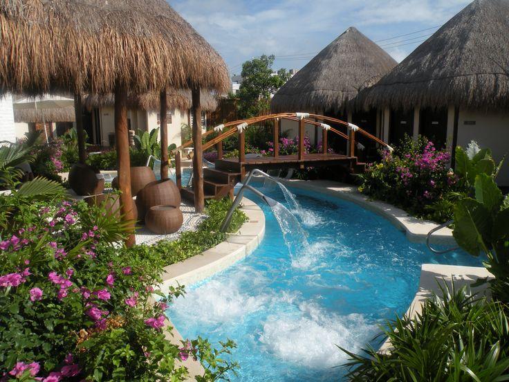 aaaah spa! Dreams Riviera Cancun, Riviera Maya, Mexico