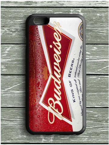 Budweiser Beer iPhone 6 Plus Case