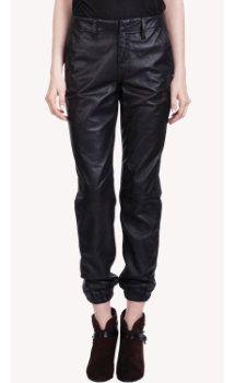 Rag & Bone Leather Pajama Pants