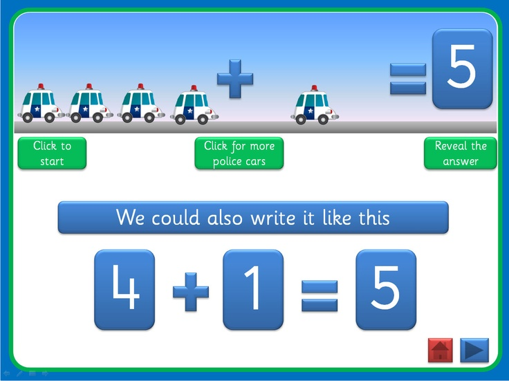 Basic Addition PowerPoint, with a vehicle theme, that uses motion paths, triggers and action buttons. Can be used in a number of ways, with young children or those with special educational needs, and full instructions are included. Offers plenty of opportunity for discussion and mathematical vocabulary. Could be used as a whole class, small group or 1:1 activity.