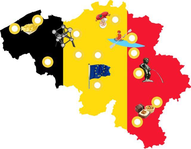België. by Paula Prevoo