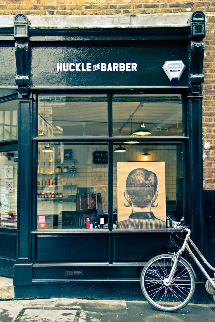 Huckle the Barber  ' 340, Old Street, EC1V 9DS London