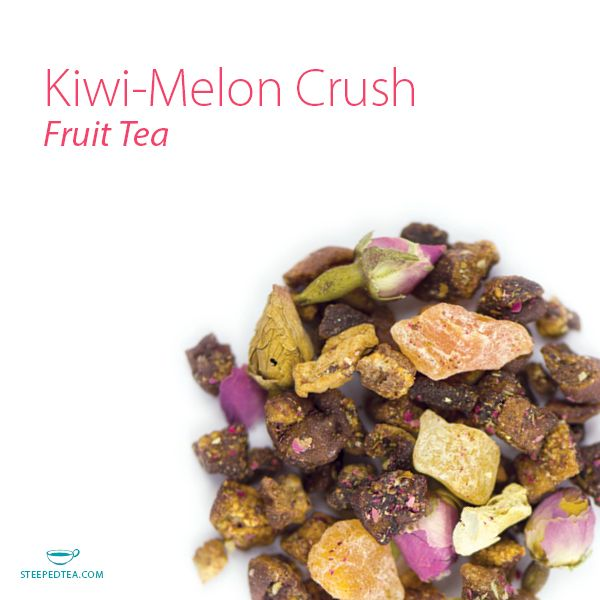 Okay, we'll admit it: With rose buds, kiwi and pear we've totally fallen for Kiwi-Melon Crush!