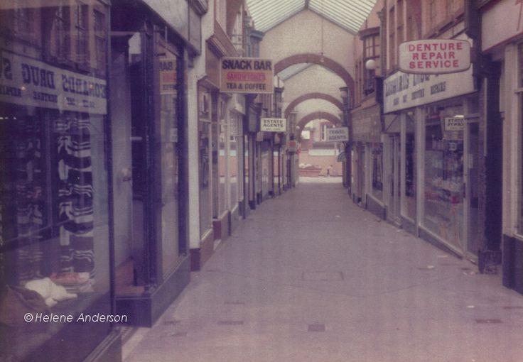 Sutton Arcade