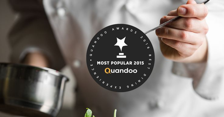 The Quandoo Awards recognise excellence in the F&B industry. Check out our Collection of Singapore's most booked and therefore most popular restaurants of 2015 and experience them for yourself!